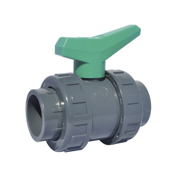 2 WAY BALL VALVE MODEL SOCKET EPDM