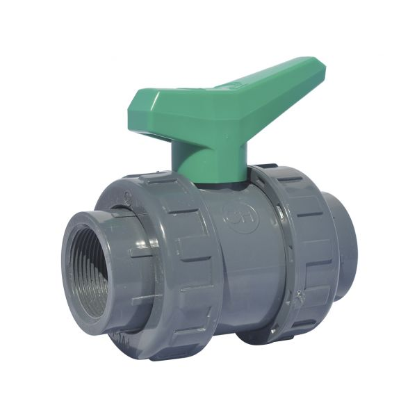 2 WAY BALL VALVE MODEL THREAD EPDM