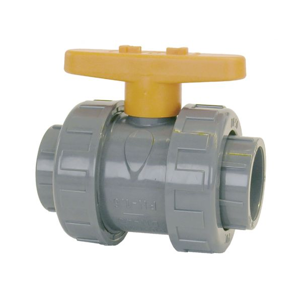2 WAY BALL VALVE SOCKET EPDM CR TYPE