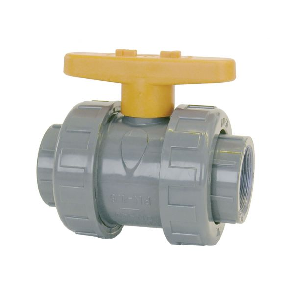 2 WAY BALL VALVE THREAD EPDM CR TYPE
